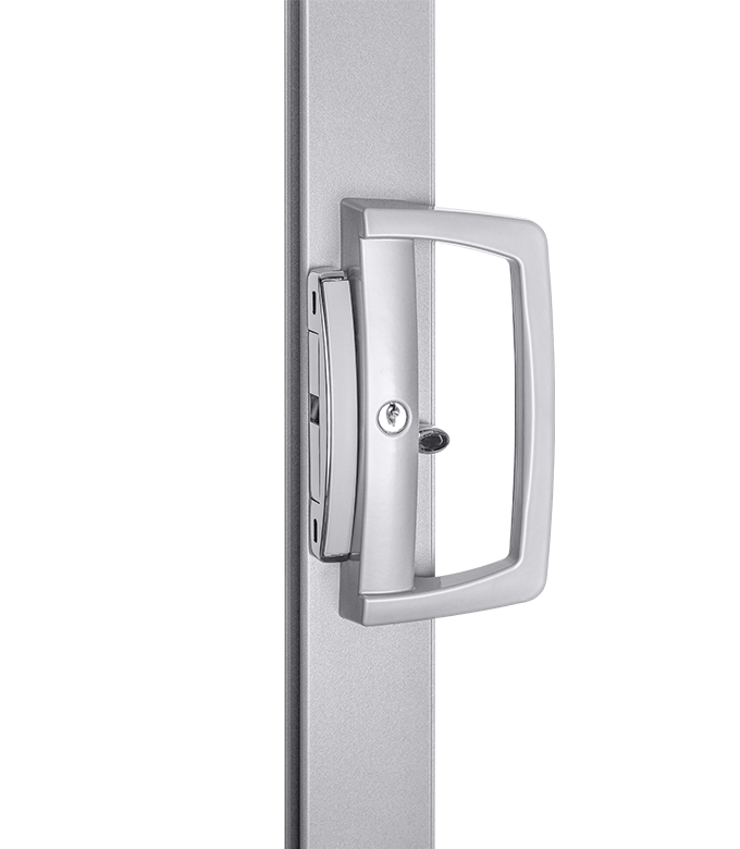 ANDO™<br>Single Point Surface Mounted Sliding Door Lock