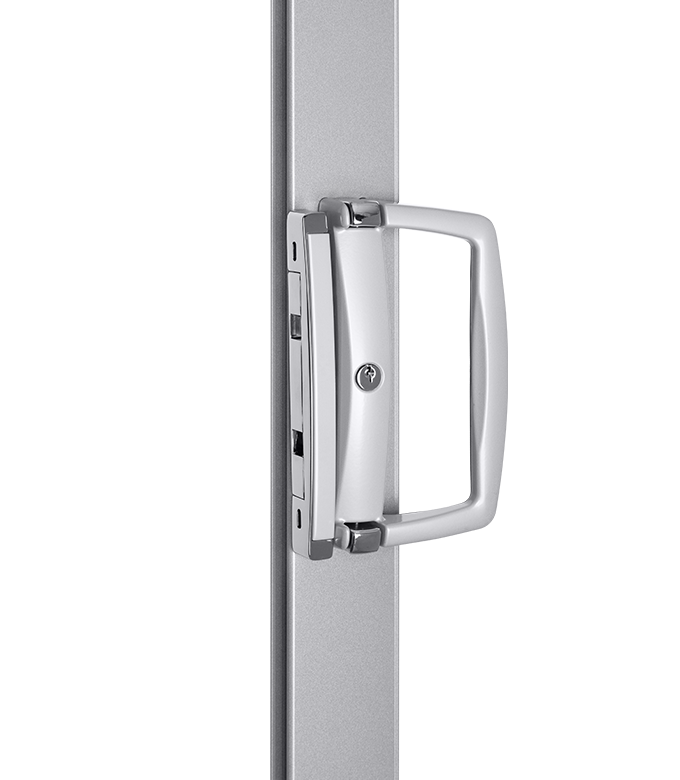 ANDO™<br>Twin Point Surface Mounted Sliding Door Lock