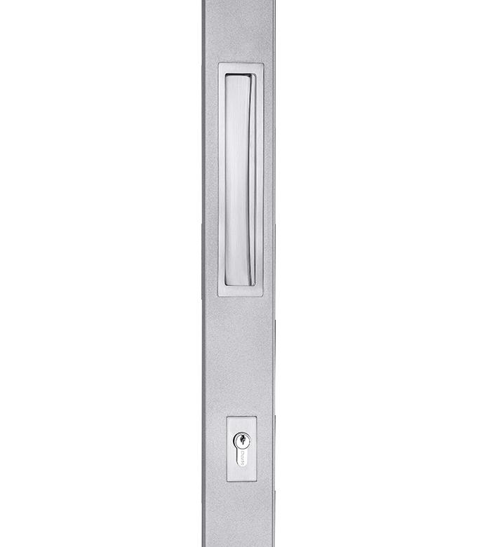 ICON™<br>Recessed Flush Pull