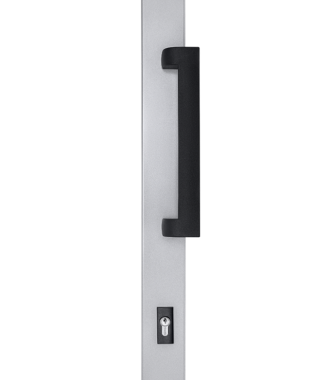 MIRO™<br>D-Pull Sliding Door Handle